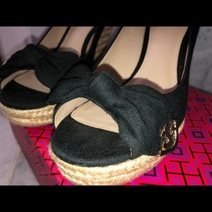 Tory Burch Dory Espadrille 85mm